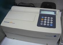 血液生化学自動分析装置